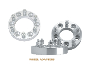 Wheel Adapters 8 x 170 to 8 x 170 1.25 Thick C125 8170-8170