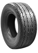 NANCO 16.5X6.5-8 C/6 TL N699 BIAS LOW PROFILE TRAILER TIRE 29255004