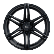 V-ROCK VR9 TERRAIN WHEELS 17X9.5 5X5.00 0mm - Part No: VR9-79730B